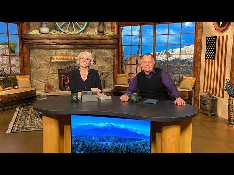 Charis Daily Live Bible Study: Daniel Amstutz - February 8, 2021