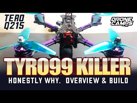 TERO Q215 is a TYRO99 Killer - $12 more but BETTER Everything - COMPLETE BUILD VIDEO - UCwojJxGQ0SNeVV09mKlnonA