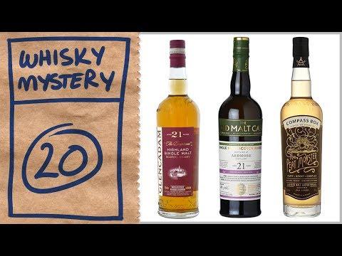 Whisky Mystery 20 - Glencadam 21, Ardmore 21, Peat Monster - UC8SRb1OrmX2xhb6eEBASHjg