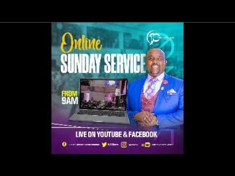 We Shall Overcome - Bishop Allan Kiuna  Sunday Service  JCC Parklands Live - 28th March 2021.