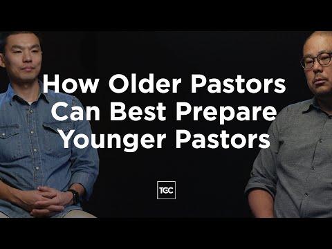 How Older Pastors Can Best Prepare Younger Pastors