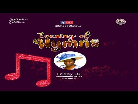 MFM Evening Of Hymns With Pastor (Mrs) Shade Olukoya Sept 10, 2021