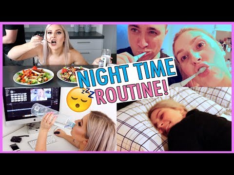 EVENING ROUTINE 😚💤 Cooking, Skincare & Sleep Hacks! - UCMpOz2KEfkSdd5JeIJh_fxw
