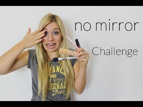 No Mirror Makeup Challenge - Blind Schminken ♥ - UCHfdTAyg5t4mb1G-3rJ6QsQ