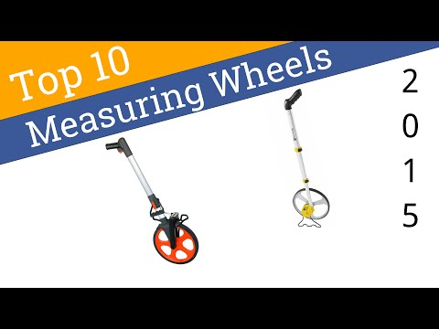 10 Best Measuring Wheels 2015 - UCXAHpX2xDhmjqtA-ANgsGmw