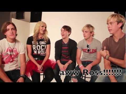 R5: Ross Crush Secrets & Get Them 2 Tweet U! - UC-7FIqgRR3D3bMjnU4xVmzA