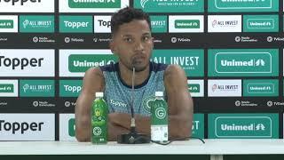 SagresTV: Zagueiro Yago não esconde ansiedade por retorno do Brasileirão
