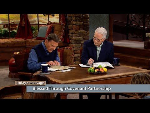 Blessed Through Covenant Partnership