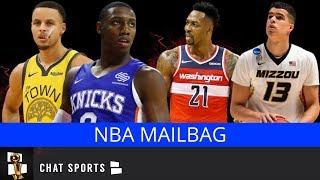 Dwight Howard Free Agency, R.J. Barrett, Thunder Rebuilding & Michael Porter's Future | NBA Mailbag
