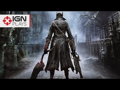 Bloodborne's Intense Rooftop Hunter Fight - IGN Plays Live - UCKy1dAqELo0zrOtPkf0eTMw