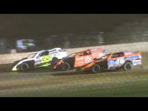 E-Mod Feature | Stateline Speedway | 7-19-18 - dirt track racing video image