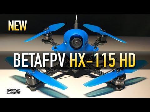4S Freestyle HD Ripper - BetaFpv HX 115 HD - Review, Flights, & Rating - UCwojJxGQ0SNeVV09mKlnonA
