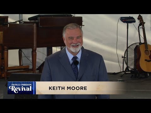 Faith for Freedom Revival: Complete in Him...NOW! (11:00 a.m. CT)