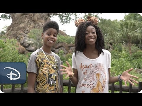 Stars of Disney's 'The Lion King' Surprise Guests at 'Festival of the Lion King' - UC1xwwLwm6WSMbUn_Tp597hQ