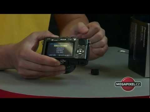 Videorecenze Panasonic Lumix DMC-GX1 tělo