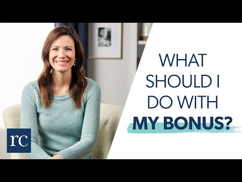 What Should I Do With My Bonus While on Baby Step 2?