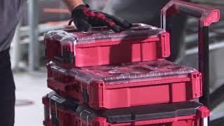 Tarvikute kohver Milwaukee PACKOUT™ Compact