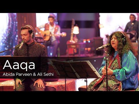 AAQA Lyrics - Abida Parveen, Ali Sethi | Coke Studio 9