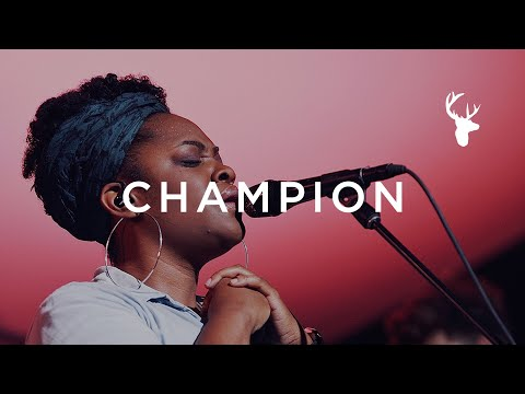 Champion - Rheva Henry  Moment