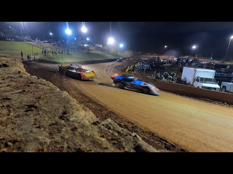Limited at Winder Barrow Speedway June 26th 2021 - dirt track racing video image