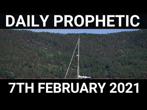 Daily Prophetic 7 February 2021 3 of 7