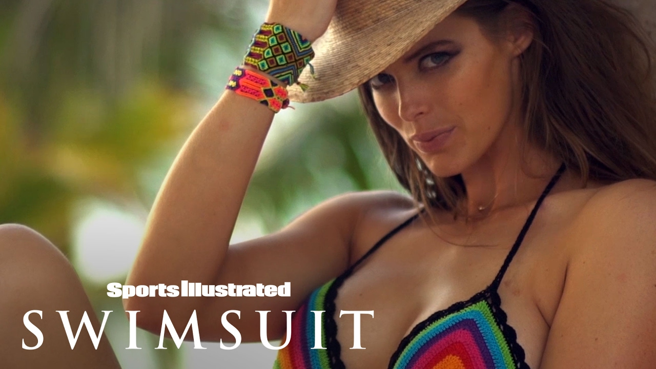 Robyn Lawley's Family Reveals Her Secret Gollum Impression   Sports Illustrated Swimsuit