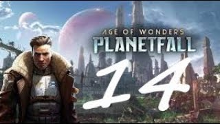 🛸 AGE OF WONDERS  PLANETFALL ESPAÑOL #14: FINAL SORINUS ALPHA   🛸