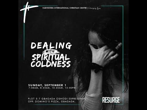 BROKENNESS: Dealing With Spiritual Coldness   Pst Kanmi Elegbede  Sun 1st Sep, 2019  2nd Service
