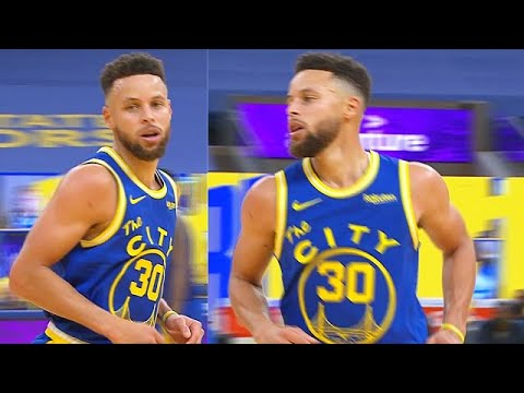 Stephen Curry Takes Over With Crazy Shots vs Magic! Warriors vs Magic