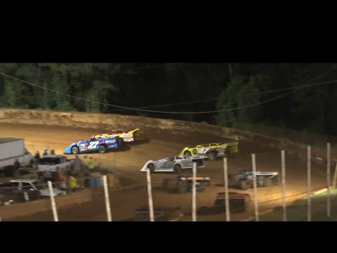 602 Late Model at Winder Barrow Speedway June 5th 2021 - dirt track racing video image