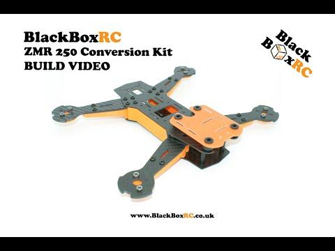 ZMR 250 Conversion Kit Build Video - UCFU6eQyR7a8zsGH_yxAdvzw