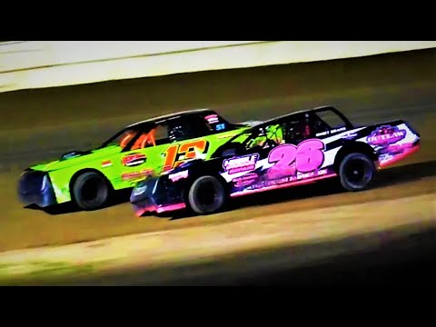 8-20-21 Street Stock Feature Winston Speedway - dirt track racing video image