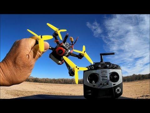 Innov 120 120mm brushless fpv racer DIY kit - Part 3 - Flight Test - UC9l2p3EeqAQxO0e-NaZPCpA