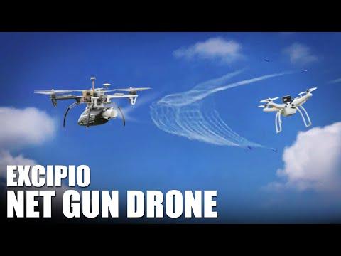 Net Gun Drone - Excipio |  Flite Test - UC9zTuyWffK9ckEz1216noAw