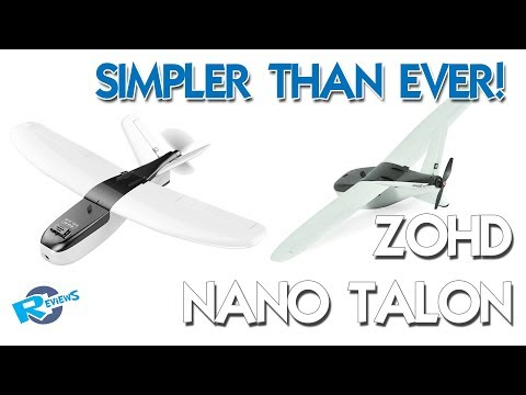 Nano Talon by ZOHD - the one what you'll really like a LOT! - UCv2D074JIyQEXdjK17SmREQ