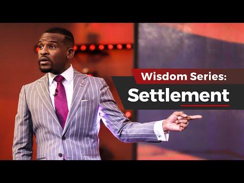 WISDOM SERIES - [SETTLEMENT]  ISAAC OYEDEPO