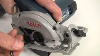 Akuketassaag Bosch GKS 10,8 V-Li