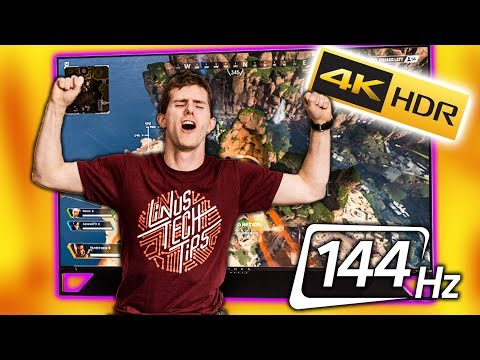 I'm in GAMER Heaven - HP EmperiumX 65 Gaming TV Review - UCXuqSBlHAE6Xw-yeJA0Tunw