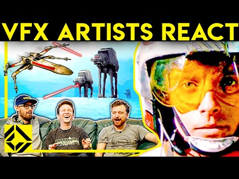 VFX Artists React to STAR WARS bad and Great CGi - UCSpFnDQr88xCZ80N-X7t0nQ