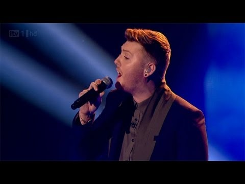 James Arthur sings Shontelle's Impossible - The Final - The X Factor UK 2012 - UCEY1ejsweY4DgMwOVJeEaBA