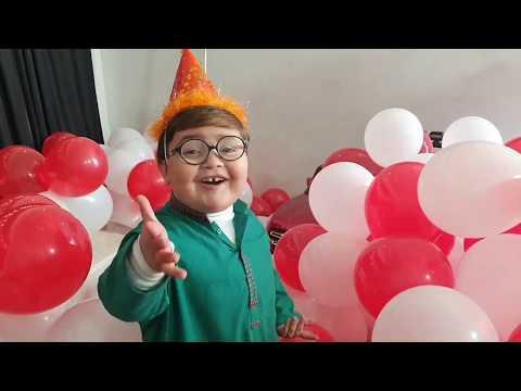 Cutest Video Of Birthday Boy Ahmad Shah