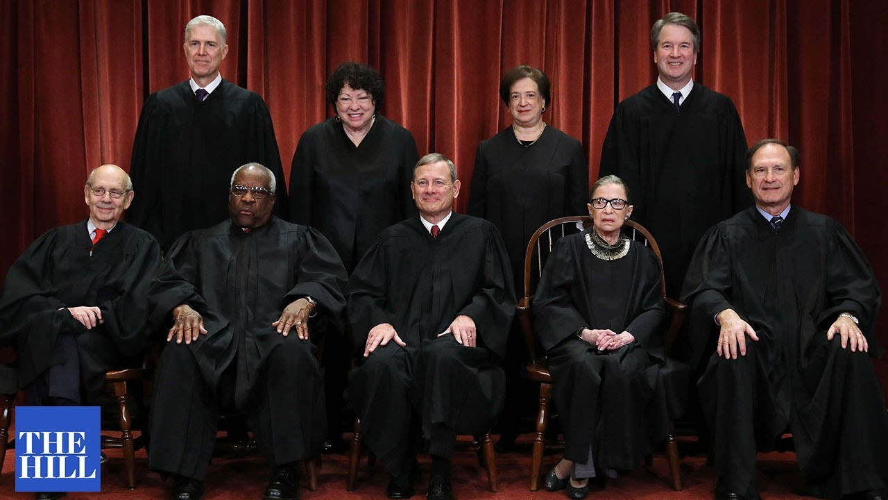 GOP Rep. proposes Constitutional amendment to cap Supreme Court justices at 9