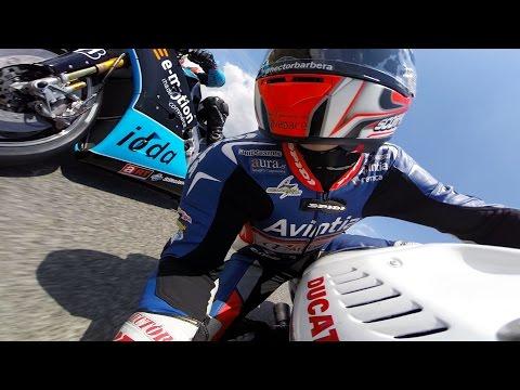GoPro: Onboard with Team Avintia - MotoGP Round 7 Catalunya, Spain - UCqhnX4jA0A5paNd1v-zEysw