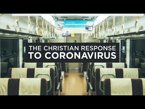 The Christian Response to Coronavirus  2 Timothy 1:7