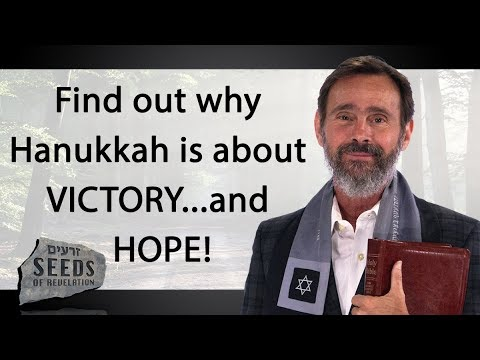 Find out why Hanukkah is about VICTORYand HOPE!