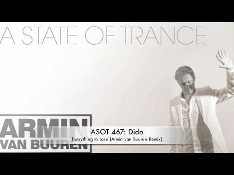 ASOT 467 Dido - Everything To Lose (Armin van Buuren Remix) - asotrecordings