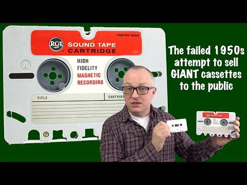 RetroTech:  RCA Victor Tape Cartridge - A trailblazing failure - UC5I2hjZYiW9gZPVkvzM8_Cw