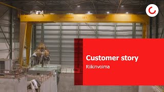 Konecranes and Riikinvoima: A customer reference story