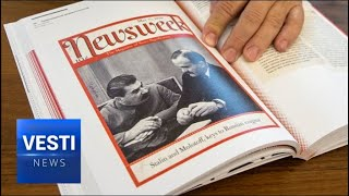 Deep Secrets of WWII Revealed! Documents Detailing Non-Aggression Pact Finally Declassified!