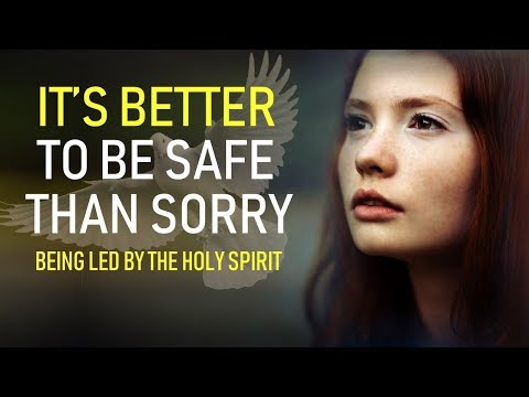 IT'S BETTER TO BE SAFE THAN SORRY - BIBLE PREACHING  PASTOR SEAN PINDER